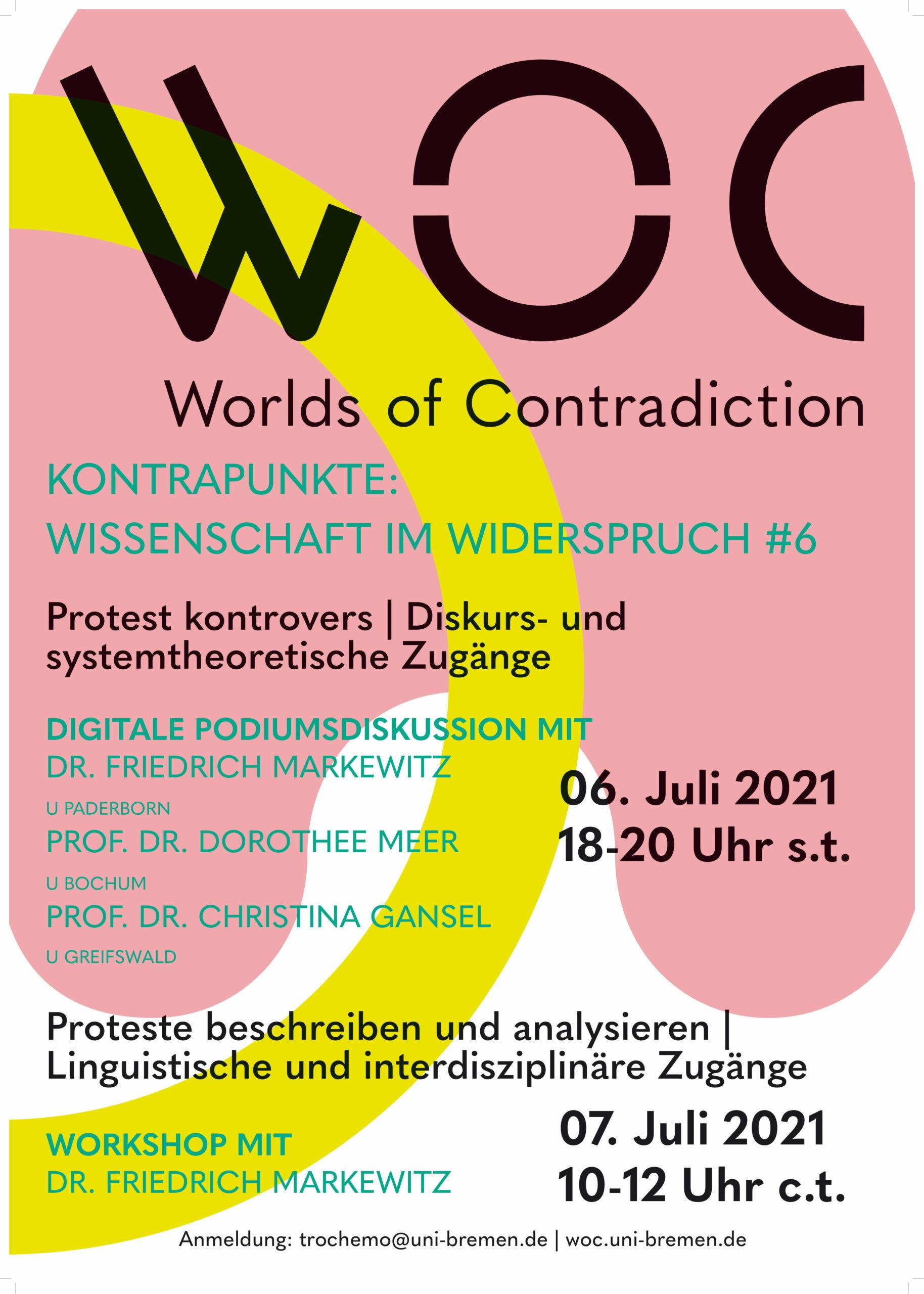 Plakat#6WissenschaftImWiderspruch‑1